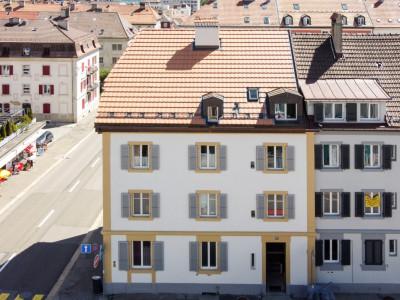 Immeuble de rendement à La Chaux-de-Fonds ! image 1