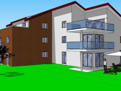 Magnifique appartement avec terrasse et jardin privatif de 3.5 pièces image 1