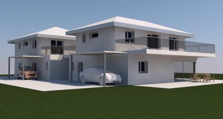 2 Villas Lumineuses sur plan au calme à Fully  image 3