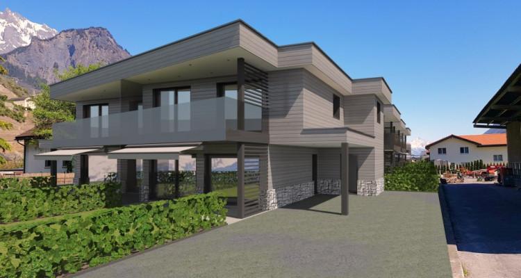 Votre villa personnalisée au coeur de Saillon image 1