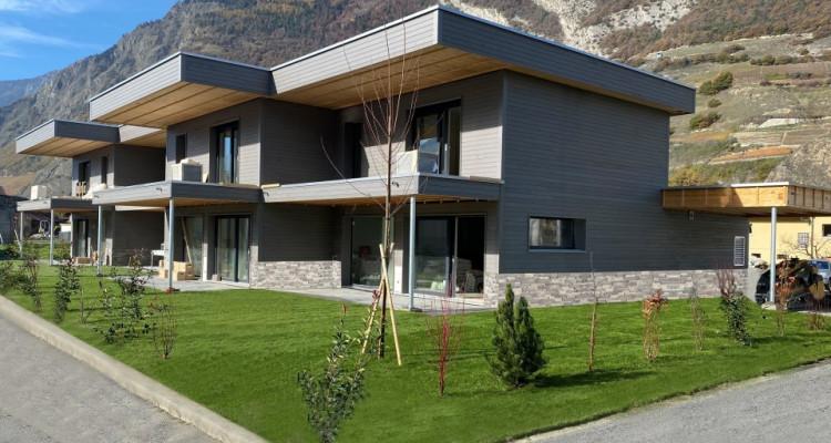 Votre villa personnalisée au coeur de Saillon image 2