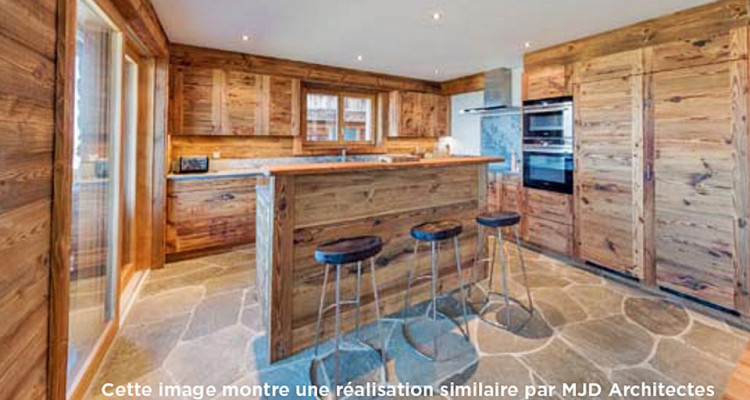 FOTI IMMO - Appartement de standing de 3,5 pièces dans station de ski ! image 2