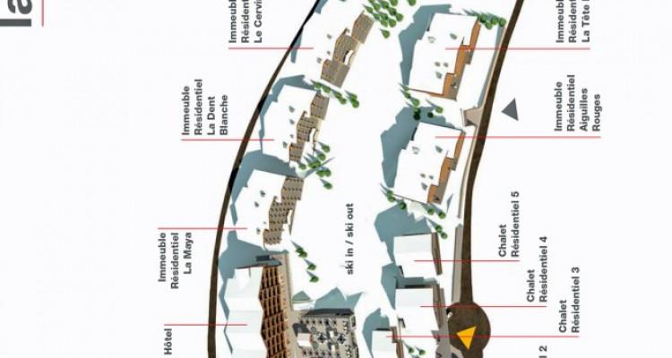 FOTI IMMO - Appartement de standing de 3,5 pièces dans station de ski ! image 6