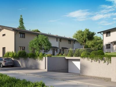 Bientôt, promotion de 6 villas contiguës à Onex. image 1