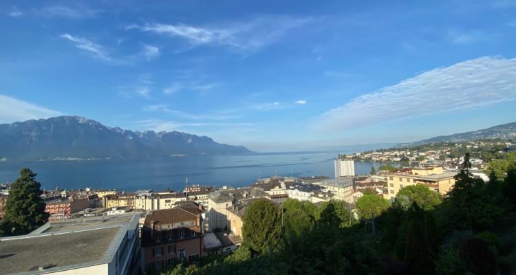 Beau studio meublé avec grand balcon et magnifique vue ! image 10
