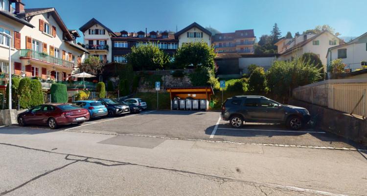 Appartement de 4.5 pièces à deux pas de la gare de Glion image 2