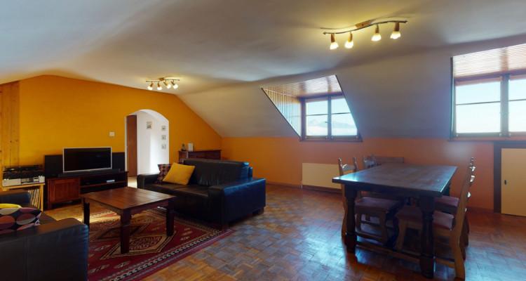 Appartement de 4.5 pièces à deux pas de la gare de Glion image 3