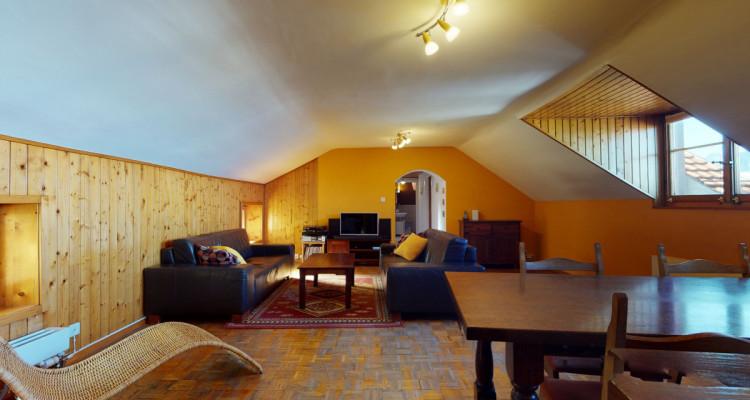 Appartement de 4.5 pièces à deux pas de la gare de Glion image 4