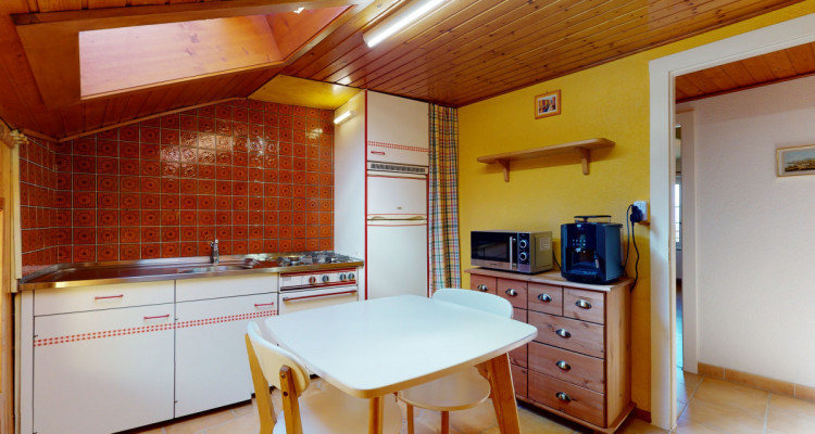 Appartement de 4.5 pièces à deux pas de la gare de Glion image 5
