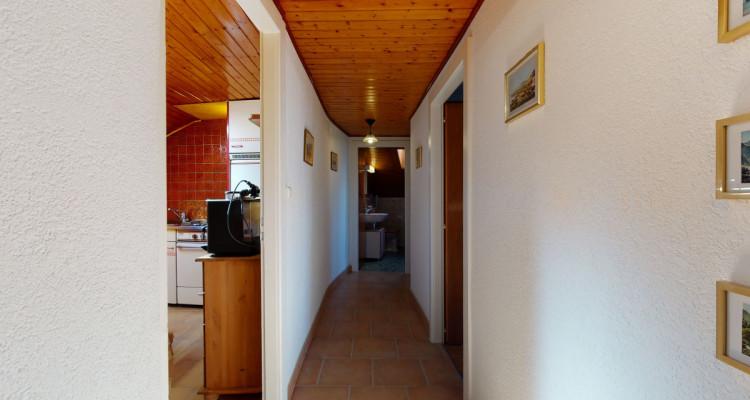 Appartement de 4.5 pièces à deux pas de la gare de Glion image 9