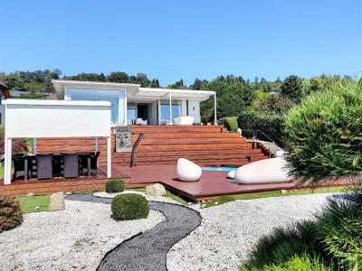 Superbe villa avec piscine à Lugnorre image 1