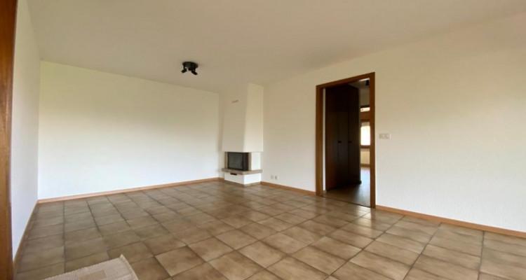 VISITE 3D // Magnifique 4,5 pièces en attique - Large Balcon - Box  image 2