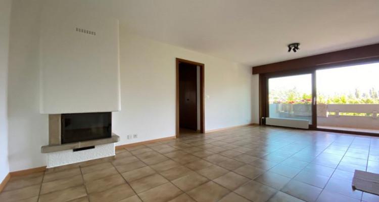 VISITE 3D // Magnifique 4,5 pièces en attique - Large Balcon - Box  image 3