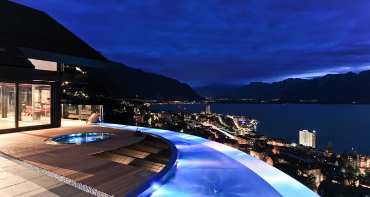 Maison de Maître à Montreux image 2