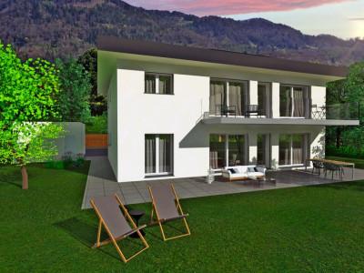 FOTI IMMO - Appartement de 4,5 pièces avec terrasse/jardin. image 1