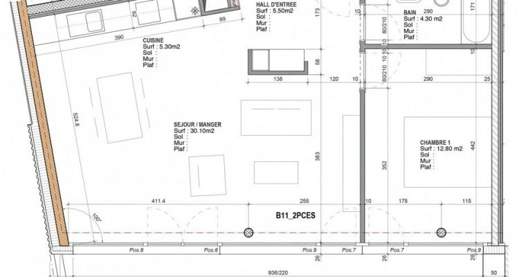FOTI IMMO - Pour investisseur, appartement de 2 pièces déjà loué. image 7