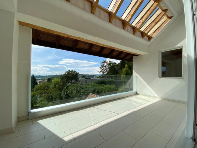 Magnifique Triplex 4.5 / 3 chambres / 3 SDB / Terrasse vue sur le lac image 1