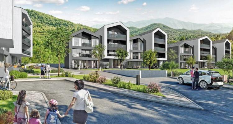 FOTI IMMO - Appartement de 3,5 pièces avec terrasses. image 4