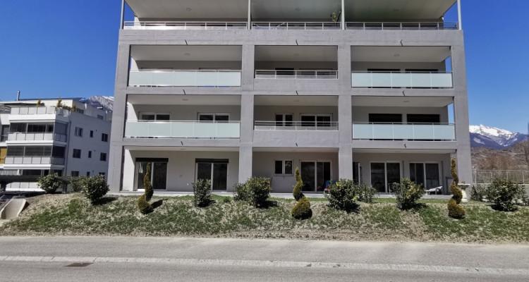 LOCATION-VENTE - Bel appartement neuf de 2,5 pièces avec balcon. image 1