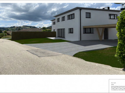 Futur villa mitoyenne à Moudon image 1