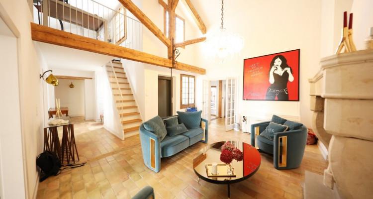 VISITE 3D // Magnifique attique 8p / Vue lac et montagnes image 1