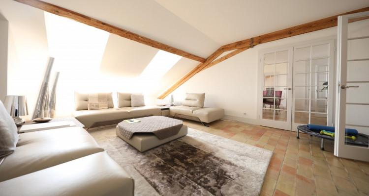 VISITE 3D // Magnifique attique 8p / Vue lac et montagnes image 4