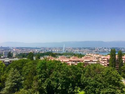 Vues panoramiques à côté du Parc des Eaux-Vives image 1