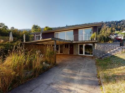 Splendide villa lumineuse avec grand jardin et dégagement image 1