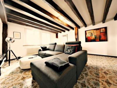 VISITE 3D / Magnifique appartement 3.5 p / 2 chambres / SDB / terrasse image 1