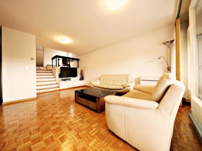 Superbe attique 3 p / 2 chambres / SDB / Balcon et terrasse  image 1