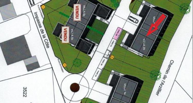 Belle villa jumelle neuve, plein sud, avec garage et place de parc image 4