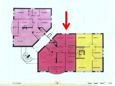 Magnifique appartement de 4.5 p / 3 chambres / balcon image 1