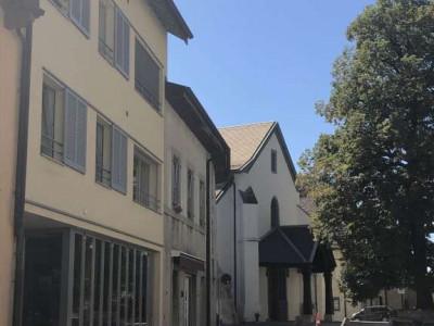 Magnifique appartement meublé au centre de la vieille ville de Nyon image 1