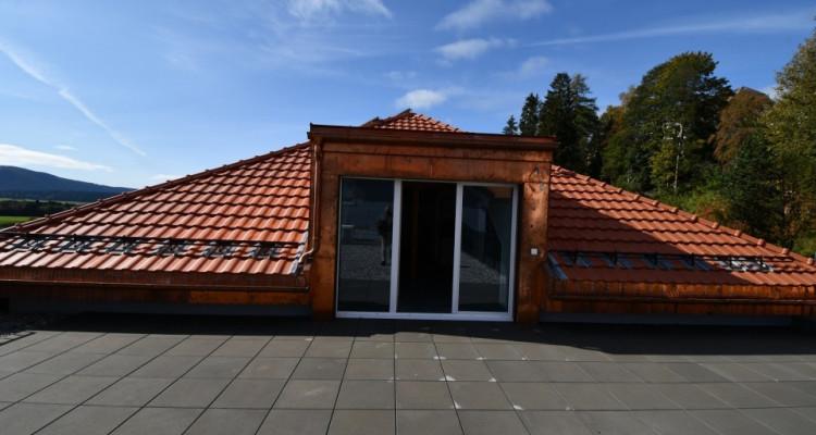 Vue imprenable avec une magnifique terrasse, il est là pour vous ! image 1