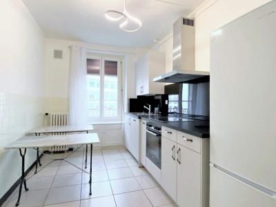 En exclusivité: bel appartement 3 pièces Rue de Carouge 93   image 1