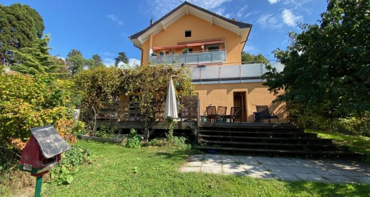 Grande et belle maison de 3 appartements + 2 chambres, jolie situation image 1