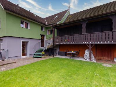 Zentral gelegenes Einfamilienhaus mit Einlieger-Whg und Ausbaureserve image 1