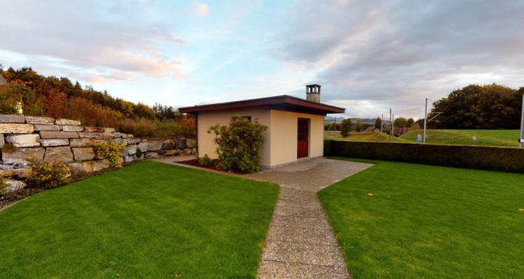 Gepflegtes Generationenhaus mit familienfreundlichem Aussenbereich image 6