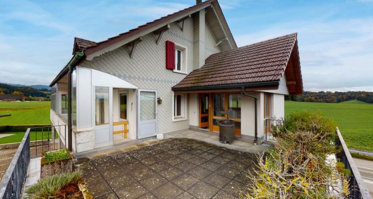 Gepflegtes Generationenhaus mit familienfreundlichem Aussenbereich image 3