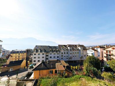 VISITE 3D / Superbe 4.5 p / 3 chambres / SDB / balcon et jardin / vue image 1