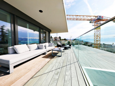 Splendide appartement 5.5 p / 4 chambres / 3 SDB / terrasses avec vue image 1