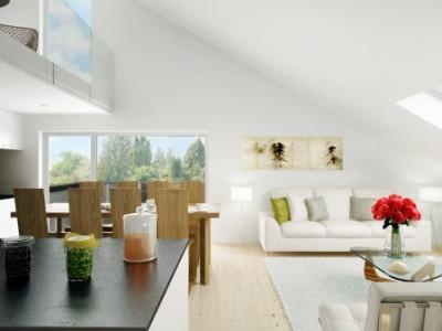 Grand appartement 2,5 pièces en Duplex aux portes de Morges (A7) image 1