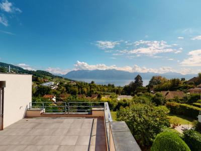 Villa familiale avec vue panoramique sur le lac à La Conversion image 1
