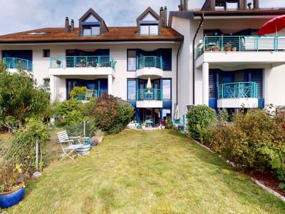 Vue Mont-Blanc - c?ur du village image 1