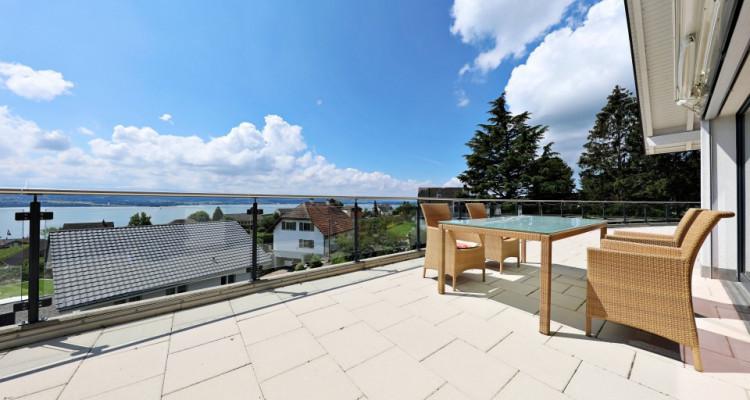 Découvrez ce magnifique penthouse à Lugnorre  image 1