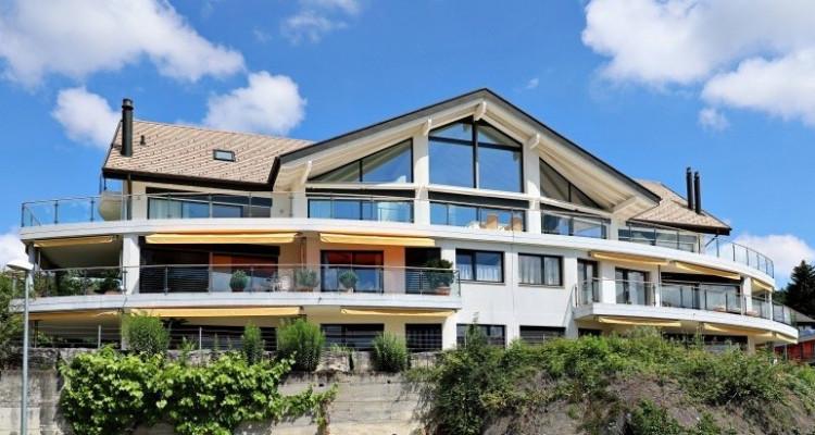 Découvrez ce magnifique penthouse à Lugnorre  image 2