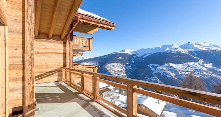 Magnifique appartement de 4.5 pièces avec panorama image 2