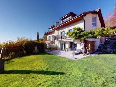 Jolie maison jumelle de 6.5 pièces avec vue à Belmont-sur-Lausanne image 1