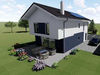 Plus que 1 villa de disponible - Villa individuelle à Vully-les-Lacs image 1