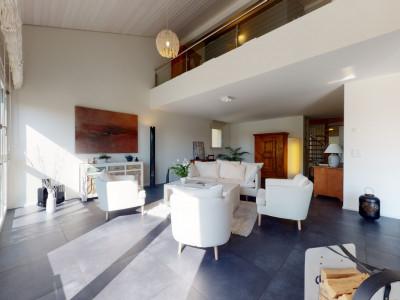 Splendide et spacieux duplex au coeur de Bôle avec grande terrasse image 1